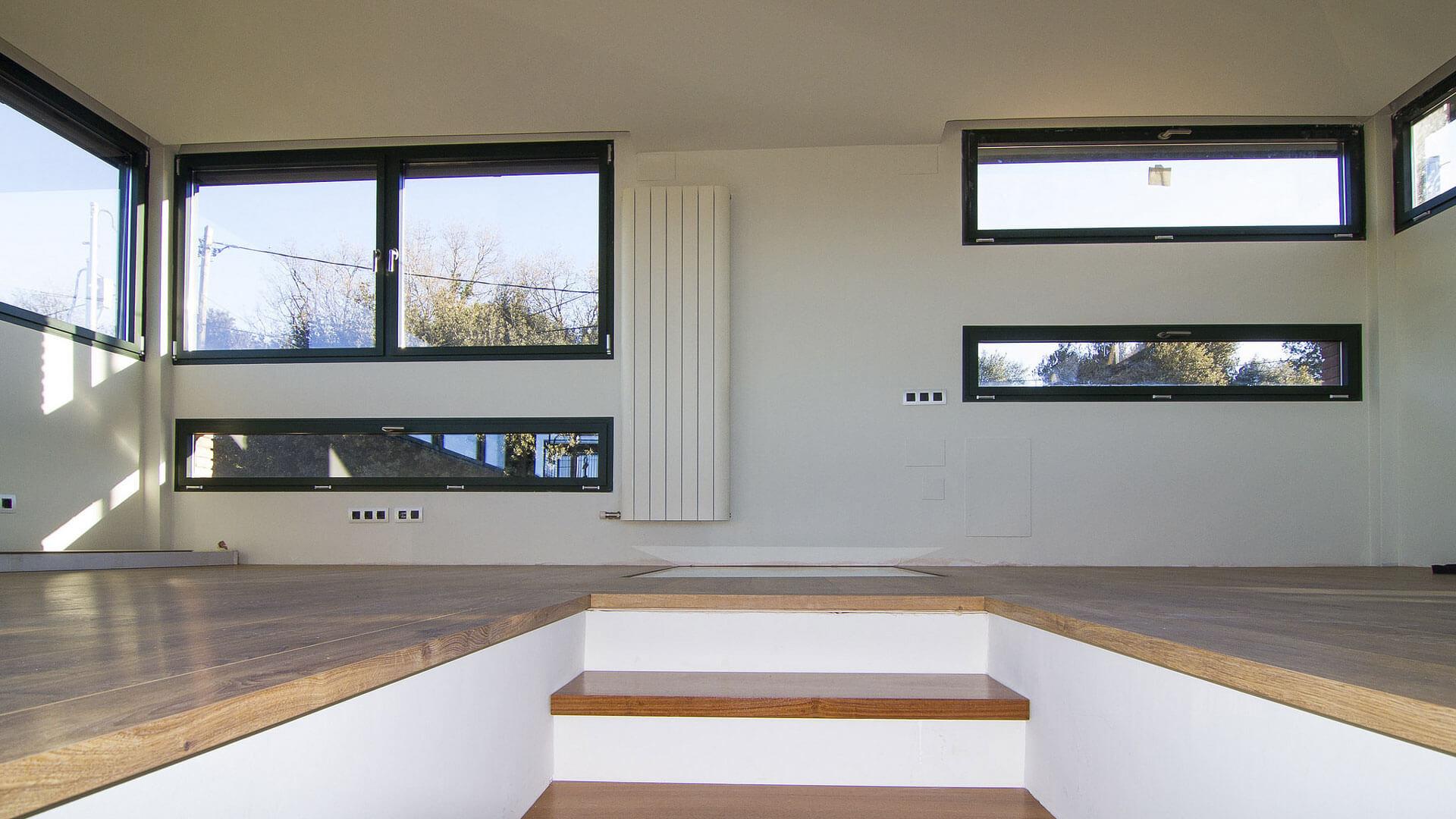 Diseño De Cerramiento De Terraza Habitable Con Estructura