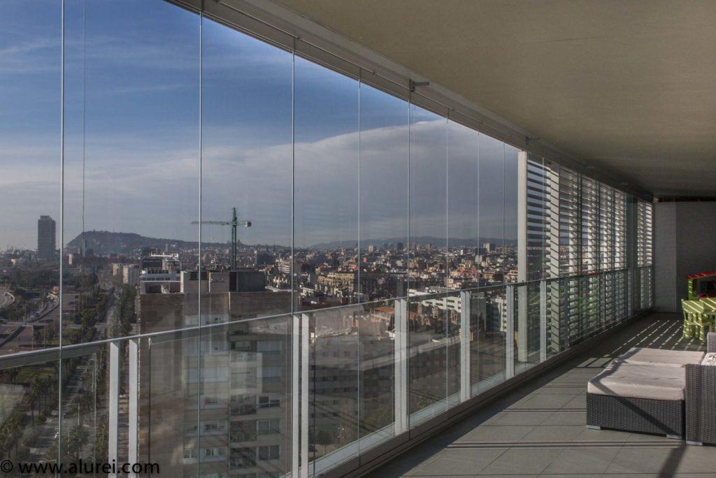 cristales para balcon