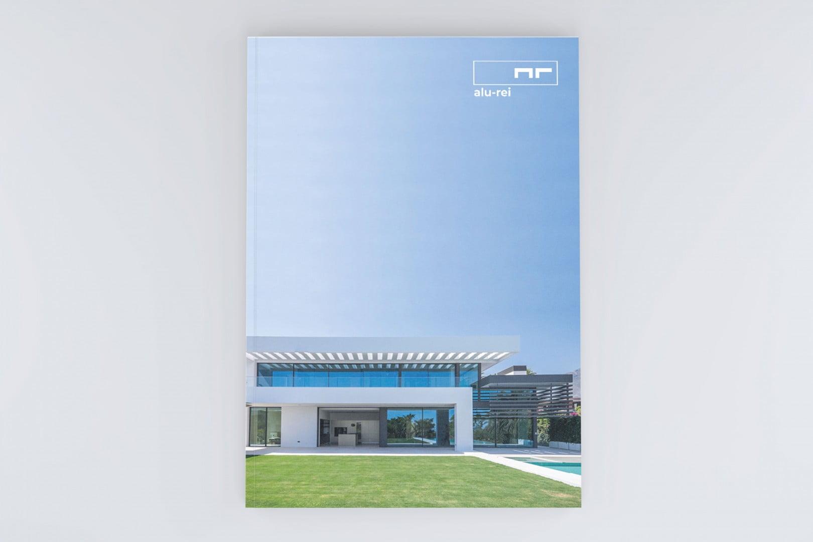 Catalogo de obras realizadas de carpinteria de aluminio